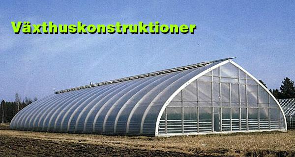 Bågväxthus säljes